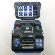 شحن مجاني الألياف البصرية لحام FTTH الانصهار جهاز الربط الربط آلة