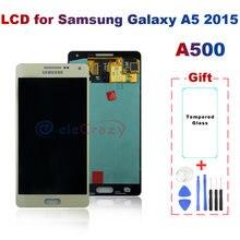 Оригинальный ЖК дисплей для samsung galaxy a5 2015 a500 a500f