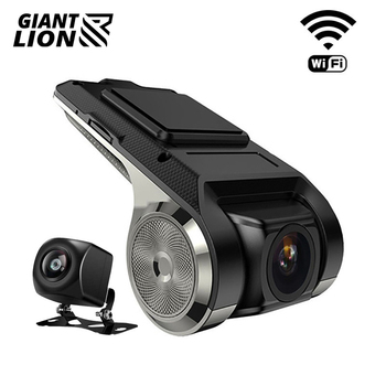 Car DVR Dash Cam USB dvr dash Camera Mini Portable Car DVR HD Night Vision Dash Cam Registrator Recorder For Android System