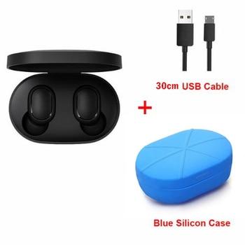 Original Xiaomi Redmi Airdots 2 TWS Earphone Wireless bluetooth 5.0 Earphone Stereo Noise Reduction Mic Voice Control 22