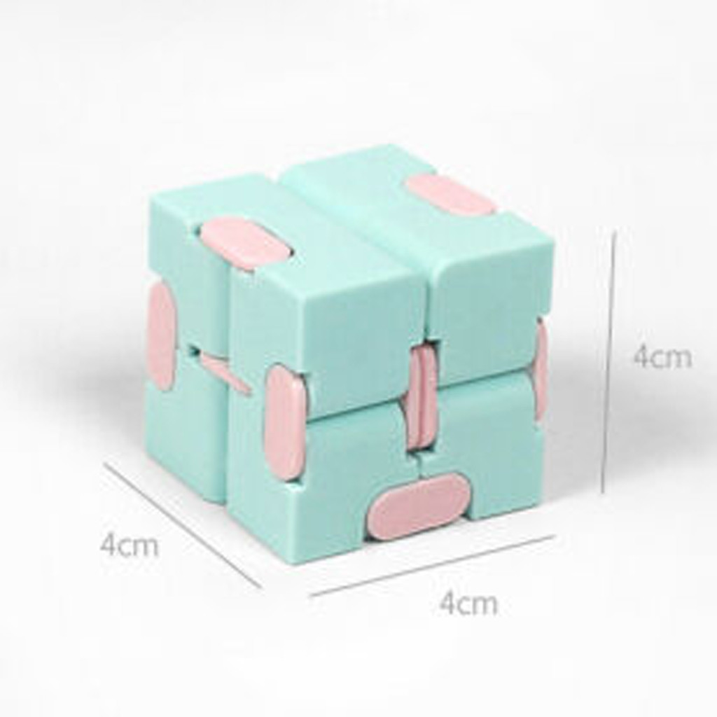 Toy Cube-Blocks Infinity-Cube Stress-Relief Finger EDC Anxiety for Children Best-Gift img3