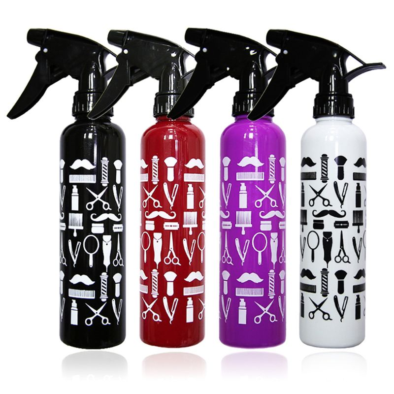 250ML Hairdressing Spray Bottle Blow Salon Barber Hair Tools Water Sprayer Q0KD