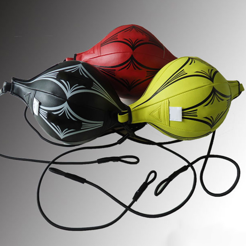 Novo pendurado bola de boxe treinamento velocidade
