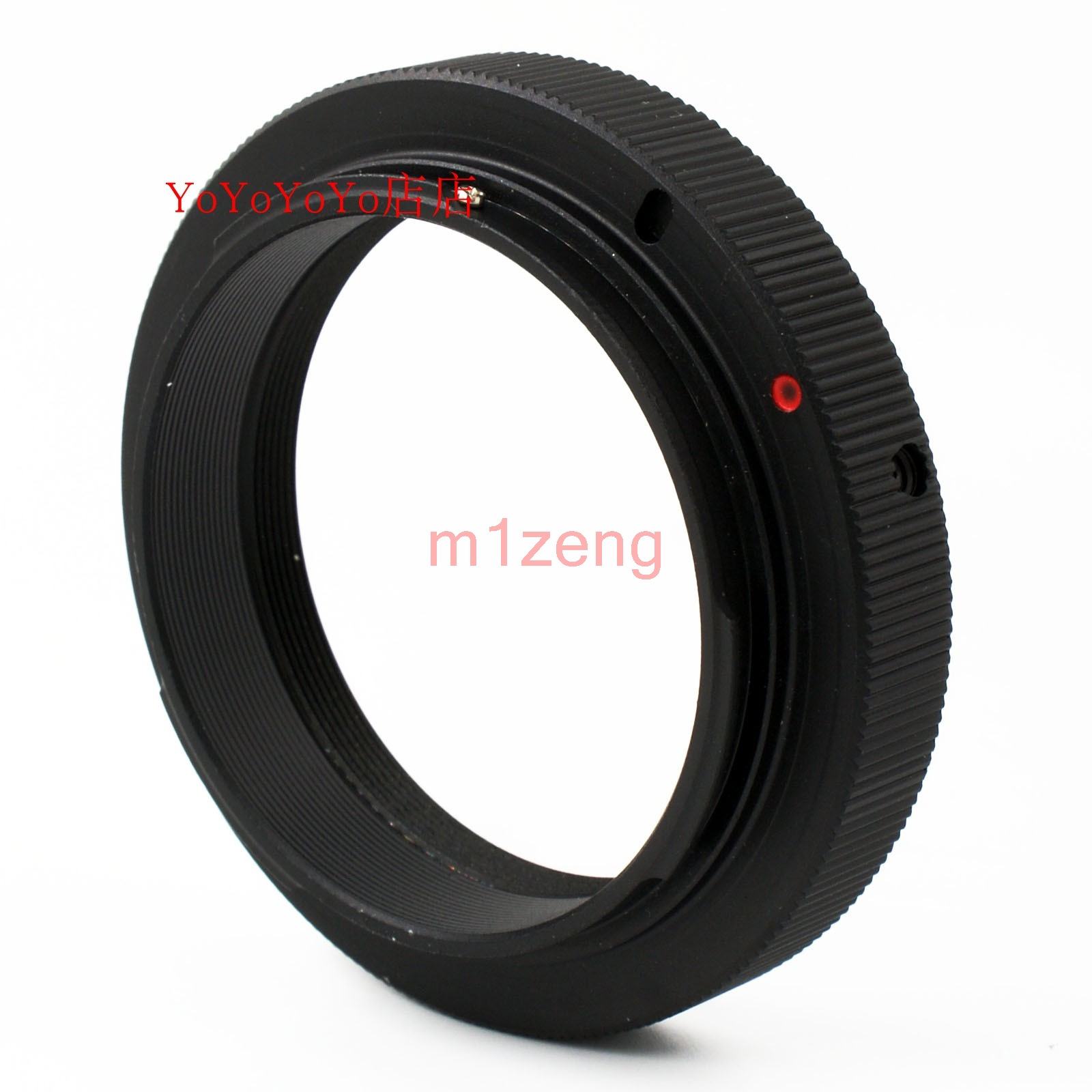 <font><b>adapter</b></font> ring for <font><b>M48</b></font>*0.75 Telescope Eyepiece Lens to canon 5d3 5d4 6d 7d 90d 650D 750d 760d nikon d5 d90 d500 d750 d800 camera image