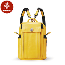 Orabird mochila de couro genuíno macio das mulheres mochilas de grande capacidade de viagem da cidade ocasional saco escolar para a menina 2020