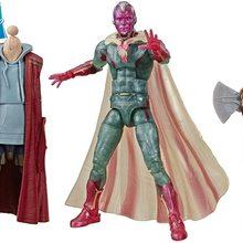 HASBRO Marvel Avengers Legends Classic Superhero Movie Vision Action Fingure Collection Model Toys KIDS Christmas Birthday Gift