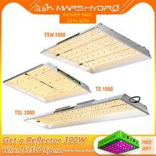 2020 Mars Hydro TS 1000W 2000W 3000W LED Grow Light Lamp Sunlike Full Spectrum Indoor Plants Veg Flower Hydroponics Graden