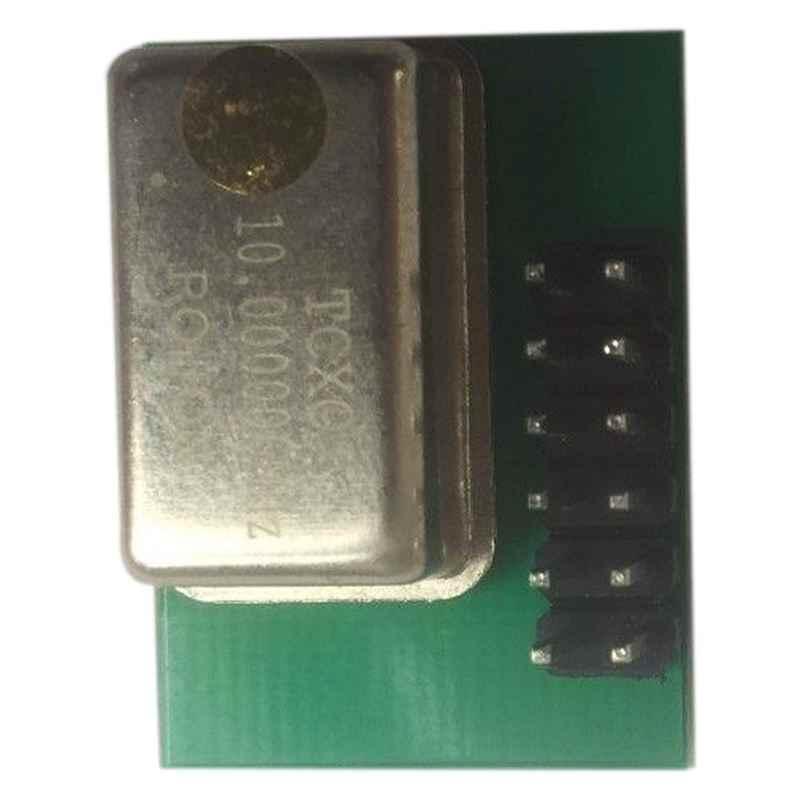 HHO-עבור HackRF אחד חיצוני TCXO שעון PPM 0.1 עבור יישומי GPS GSM/WCDMA/LTE