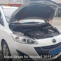 For Mazda5 Mazda 5 Premacy 2010-2018 Bonnet Hood Gas Shock Lift Strut Bars Support Rod Hydraulic Rod Car-styling Accessories