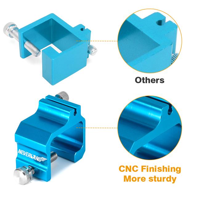 Design Universals Chain Adjusting Alignment Adjuster Tool Metal Blue D40