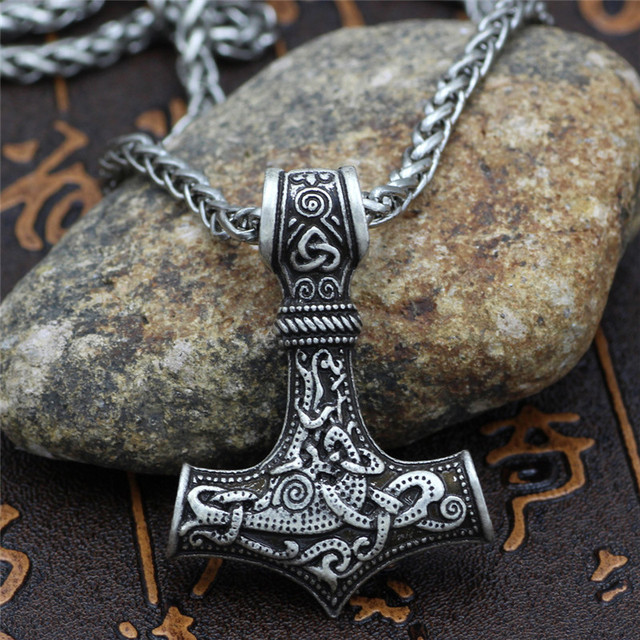 Collier ancre Viking  5