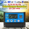 200W 100W Monocrystaline Solar Panel 12V 5V Dual USB Charger Solar Cell With 20A PWM Solar Controller for Outdoor Battery Charge discount