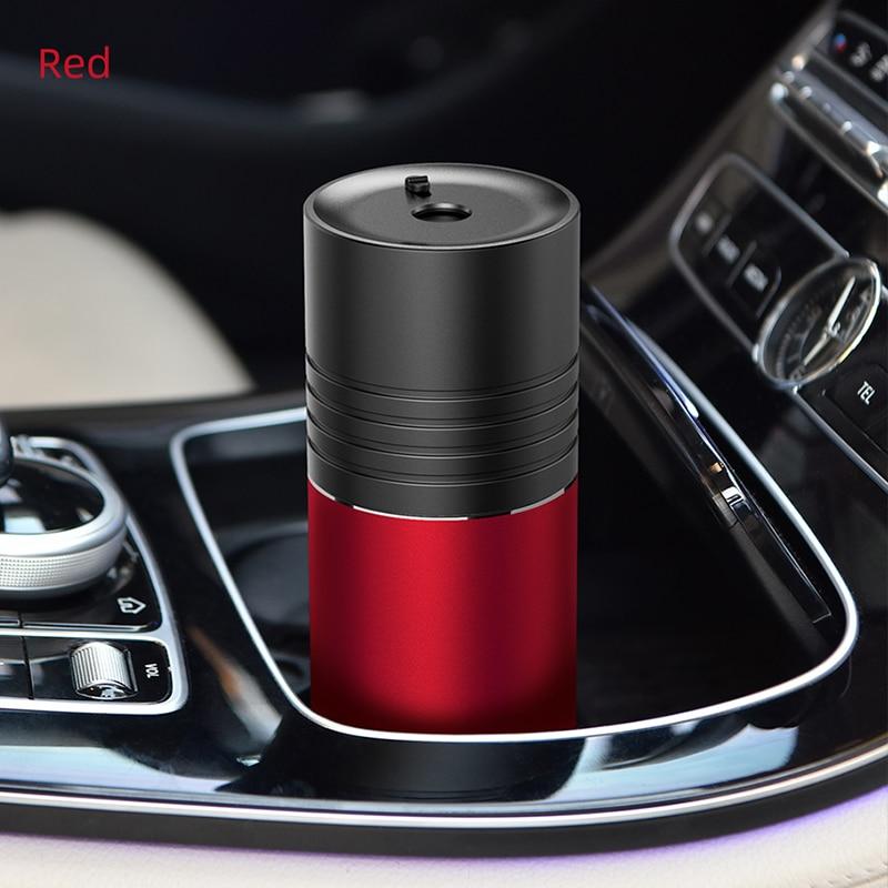 Беспроводной ручной автомобильный пылесос мини портативный беспроводной пылесос двойного назначения USB Перезаряжаемый аспиратор для автомобиля дома - Цвет: red