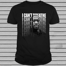 Letter Printed T-shirt I Can't Breathe Shirt George Floyd I Cant Breath T Shirt Short Sleeve T Shirt Justice Freeshipping