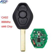 Car Remote Key for BMW 3/5 Series 868MHz with ID46 7953 Chip HU92 Blade