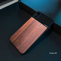 Kase Moblie Phone Lens Wooden Case Holder for iPhone X/XS/XS Max/XR/8/8 Plus/7/7 Plus/6/6 Plus and Kase 17mm Screw Phone Lens
