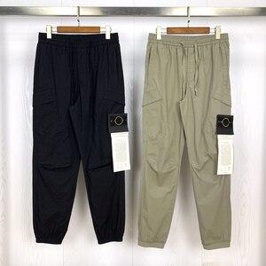 Лучшая версия, 1:1, компас, нашивка, для женщин и мужчин, штаны с карманами, для бега, хип-хоп, уличная одежда, мужские повседневные штаны для бе...