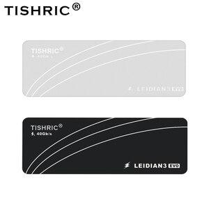 Carcasa TISHRIC HDD Thunderbolt tres SSD, caja de disco duro móvil de aleación Funda de disco duro TB3 a m2 KEY-M interfaz DE TRANSMISIÓN Tipo C