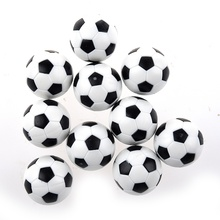 10pcs 32mm Plastic Soccer Table Foosball Ball Football