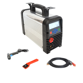 electro-fusion machine for welding electro-fusion fittings in HDPE from 20 to 315 mm for low-pressure pipes original ehpro 2 in 1 fusion 150w tc kit max 150w w fusion mod