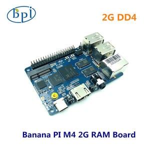 Image 2 - בננה Pi BPI M4 Realtek RTD1395 זרוע 64 קצת לוח, 1G/2G אופציונלי