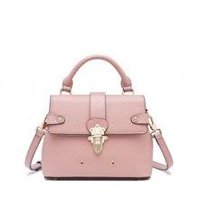 цены Head layer cowhide Korean version fashion elegant small package 2019 new tide girl bag single shoulder portable oblique bag smal