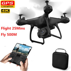 New GPS Drone With Wifi FPV 4k Wide Angle HD Camera MV RC Quadcopter Altitude Professional Quadcopter Rc Dron Helicopter Toys