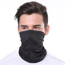 Ourdoor-bufanda de tubo para ciclismo, senderismo, Camping, caza, correr, cuello, pañuelo de motocicleta máscara de rostro pañuelo, bufanda mágica para hombre y mujer
