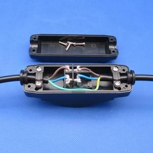 Image 5 - 1 pces JR 617 chama retardador de alta temperatura alta corrente instrumento de alta potência equipamentos médicos on line interruptor cabo 30a