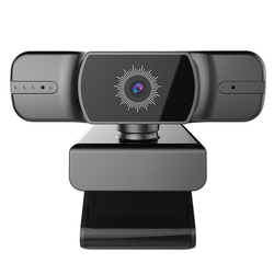 Pripaso HD 1080P USB2.0 Web Camera Wide Compatibility Focus Computer Laptop Webcams Camera With Noise Reduction Microphone