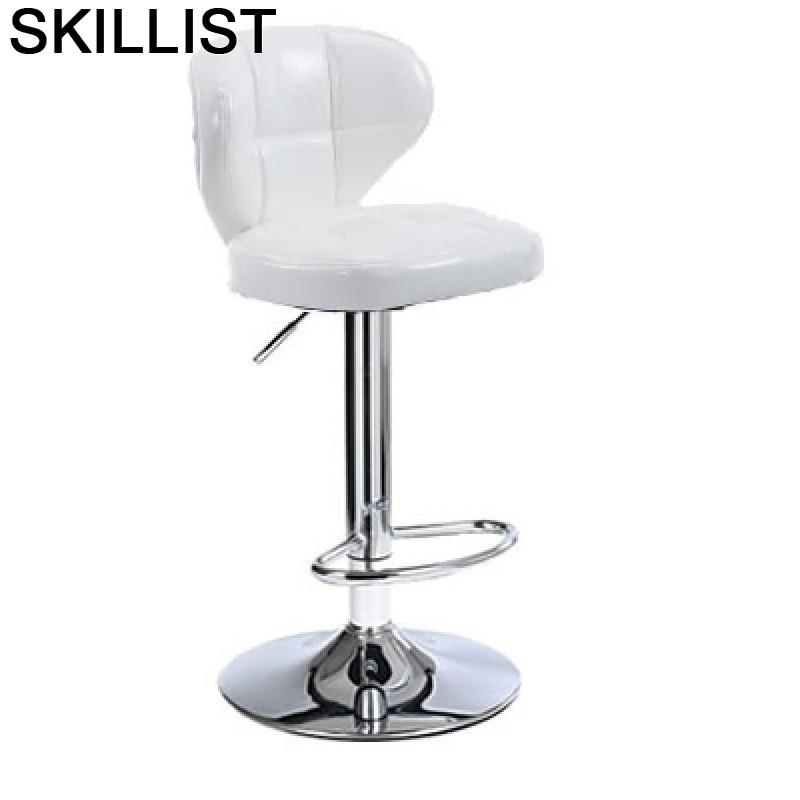 Bancos Moderno Stoel Comptoir Cadir Sgabello Taburete La Barra Stuhl Table Barstool Tabouret De Moderne Cadeira Silla Bar Chair