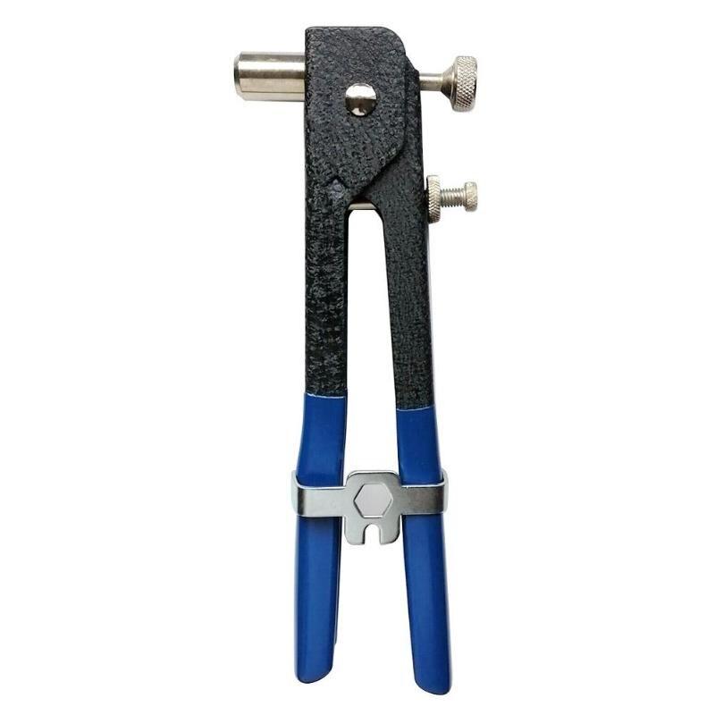 464pcs Hand Nut Rivet Gun Riveter Rivnut Nutsert Kit M3-M8 Thread Riveter Plastics Metals Rivnut Nutser Kit Fit M3/M4/M5/M6/M8