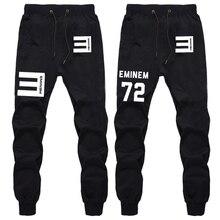 Spring Casual Eminem Trousers Men Women Leisure Pants Teens Outdoor Sweatpants Jogging