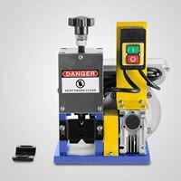 220V Powered Elektrische Abisolieren Maschine Metall Werkzeug 1 5-25mm Kabel Stripper