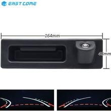 HD 1080P Trajectory Tracks Car Rear View Camera Trunk Handle For BMW X1 X3 X4 X5 F30 F31 F34 F10 F25 F26 E84 Car Camera hd 1080p trajectory tracks trunk handle car rear view camera for bmw x1 x3 x4 x5 f30 f31 f34 f07 f10 f11 e84 car camera