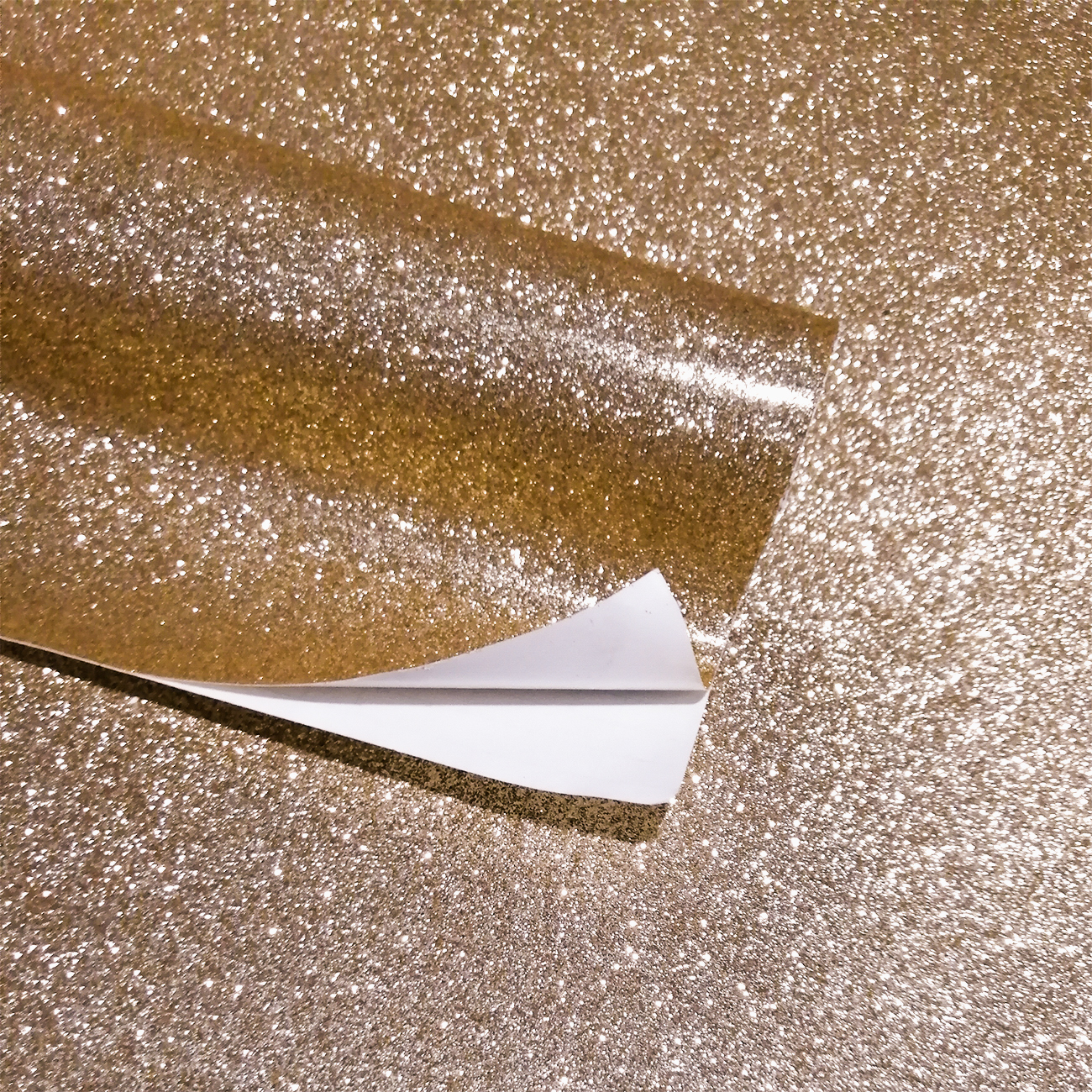 Self Adhesive Glitter Wallpaper Contact Paper Peel And Sticker Bling Wallcovering