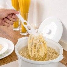 1 шт. дуршлаг совок конфетного цвета Ложка для лапши спагетти ложка Loch милый динозавр дизайн кухонный гаджет