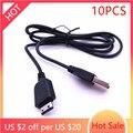 10 шт. USB Кабель зарядного устройства для Samsung SGH серии A517 A551 A637 A657 A697 Sunburst A736 A737 A747 Slm A767 Propel A777
