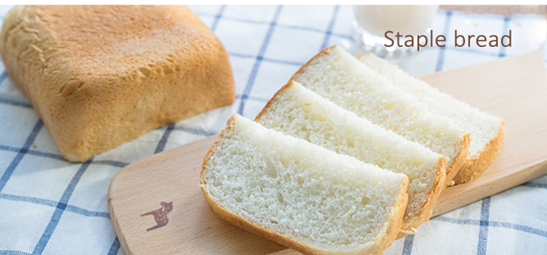 Household Bread Maker Machine Electric Bread Toaster Fully Automatic Intelligent Noodle Fermentation Bread Baking Machine