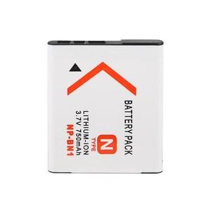 OHD Original High Capacity Camera Battery NP-BN1 NP BN1 For Sony Cyber-shot W510 W520 W530 W550 W560 W570 TX10 TX100 T110D T110
