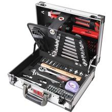 Общие бытовая розетка набор гаечных ключей авто ремонт инструмент, комбинация, упаковка набор ручных инструментов в Пластик ящик для инструментов чехол