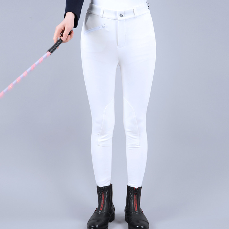 Horse Riding Pants For Kids Equestrian Breeches Children Boys Girls Horseback Riding Trousers Equipment Clothes Rider Clothing 4