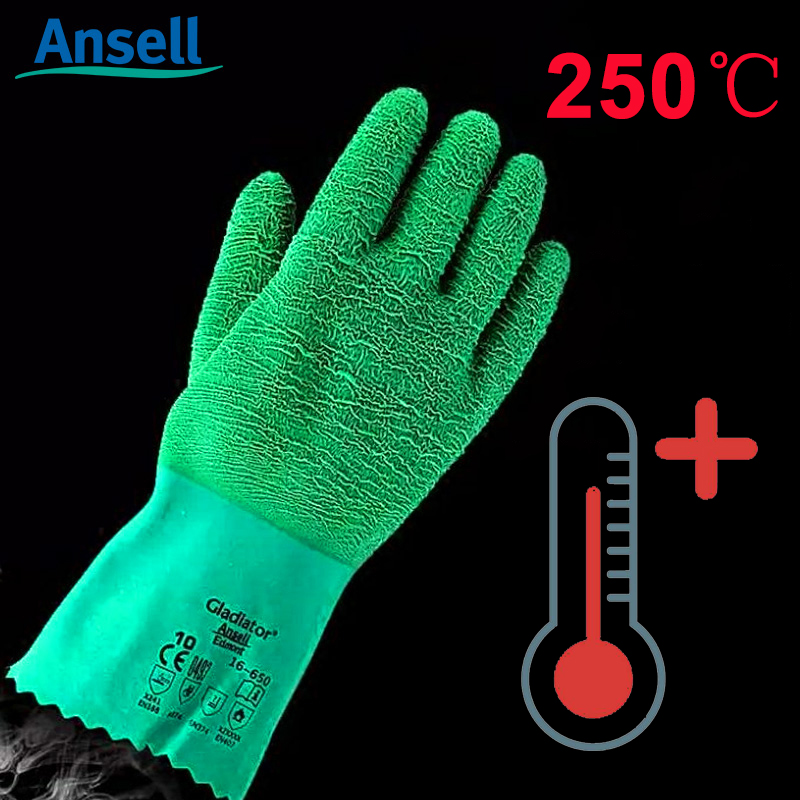 Safety Anti Heat Cut Resistant Sleeves Arm Guard Protector Gloves JP