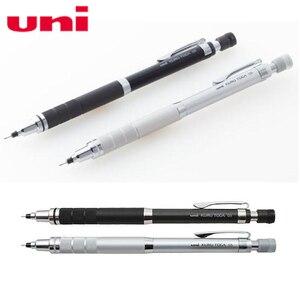 Image 5 - Japan UNI M5 1017 Kuru Toga Mechanische Bleistifte Metall Skizze Malerei Automatische Rotation Bleistift 0,5mm Schreiben Konstante Blei