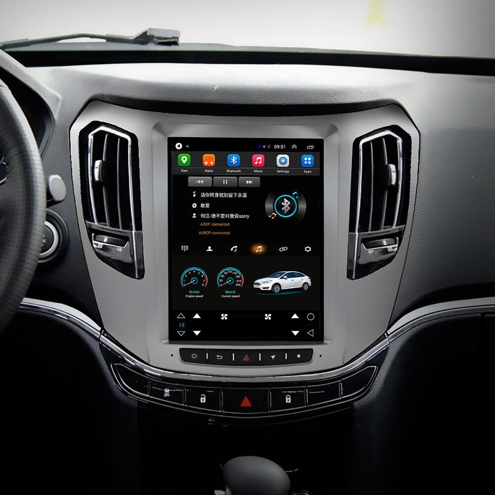 4G Lte 64G ROM вертикальный экран android система Мультимедиа Видео Радио плеер для freema S7 Навигация стерео
