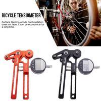 Aluminum Alloy Bicycle Spoke Tension Meter Bike Spoke Wire Tension Adjustment Wheel Set Correction Rim Adjustment Tool
