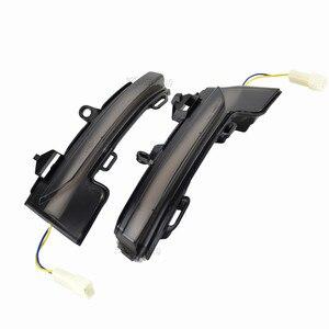 Image 5 - LED الديناميكي بدوره مصباح إشارة لسكودا اوكتافيا Mk3 A7 5E مرآة الرؤية الخلفية مصباح الوامض مؤشر ل VW T roc Troc T cross