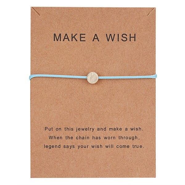10*7,5 см Загадай перец узкое платье тканые регулируемый браслет Модные украшения подарок для Для женщин, Для мужчин, для детей - Окраска металла: BR18Y0393-4