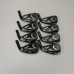 APEX клюшки для гольфа черные клюшки для гольфа кованые железные 3-P набор из 8 штук R/S с крышкой на голову бесплатная доставка