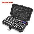 """WORKPRO 35PC Werkzeug Set Hause Instruments Set von Tools für Auto Reparatur Werkzeuge 1/4 """"Dr. Buchse Set Ratsche schlüssel-in Handwerkzeug-Sets aus Werkzeug bei"""